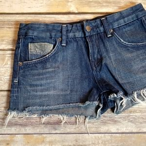 Citizens of Humanity Cut Off Jean Shorts 26